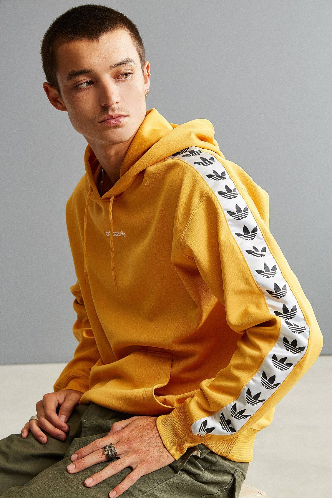 1de81bcd01 adidas TNT Tape Hoodie Sweatshirt