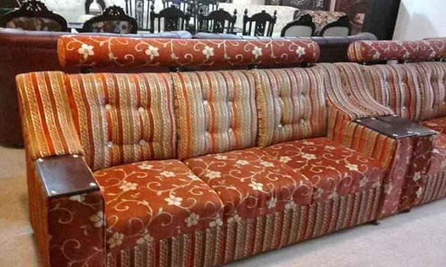 Latest Sofa Set Designs In Pakistan 2019 Latest Sofa Set ...