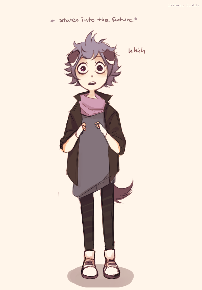 Wowow A Great Deign For Human!espurr I Want To Somehow Do This Haha
