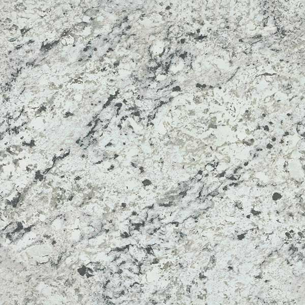 Formica White Ice Granite Matte Finish 4 Ft. X 8 Ft. Countertop Grade  Laminate