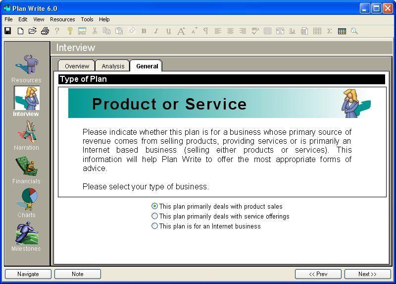 Strategic Business Plan Examples Httplonewolf Software