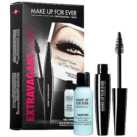 Make Up For Ever Extravagant Lashes Set Sephora With Images