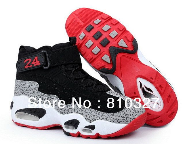 Nike Air Griffey Max 1 Men Black Light Grey, cheap Nike Air Griffey Max 1  Shoes M, If you want to look Nike Air Griffey Max 1 Men Black Light Grey,  ...