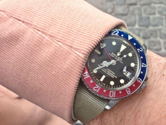 Vintage Rolex GMT