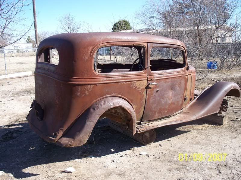 1934 chevy sedan rat rods - Google Search   1934 Chevy Sedan ...