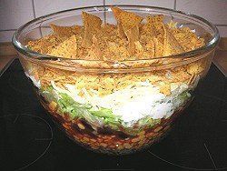 Photo of Nacho-salat – recipe with video