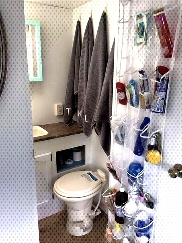 30+ Amazing Rv Camper Organization And Storage Ideas for Travel Trailers » Engineering Basic - Am