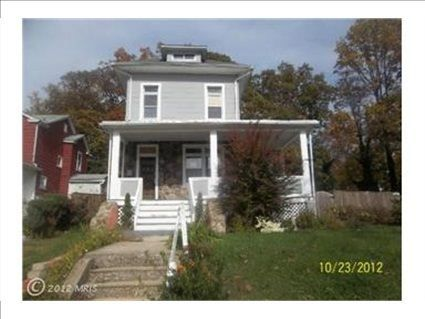 5002 Hampshire Avenue Baltimore Md 21207 Great Opportunity For First Time Home Buyers Hud Home Sold As Is First Time Home Buyers Hud Homes Home Inspection