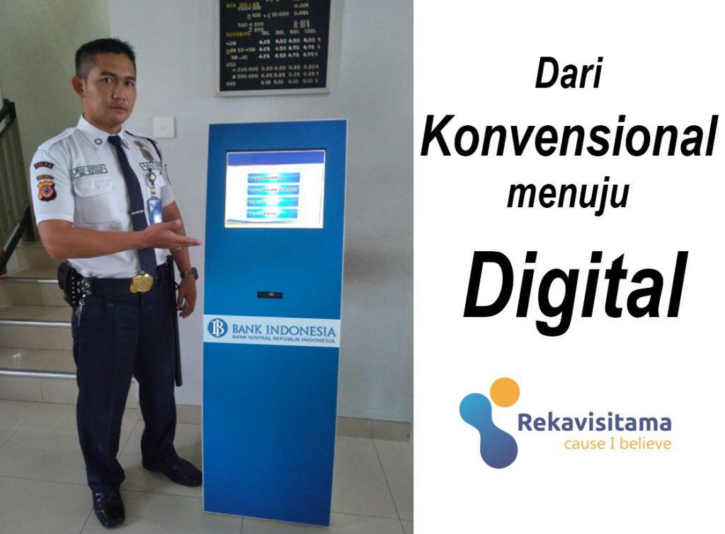 mesin antrian bank indonesiamesin antrian bank Mesin