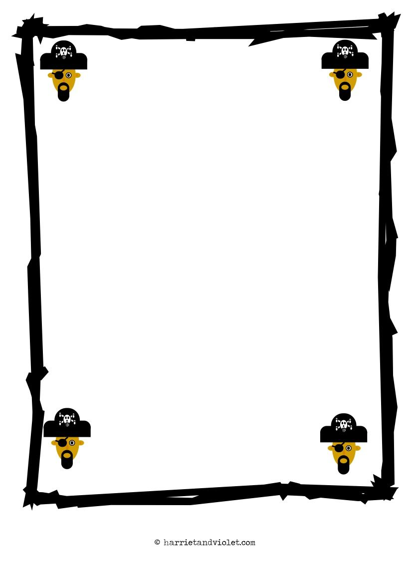 Nautical Border: Clip Art, Page Border, and Vector Graphics | Nautical  classroom theme, Clip art borders, Nautical classroom