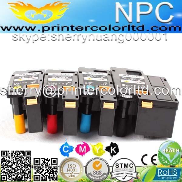 4 X Compatible For Fuji Xerox Docuprint Cp105 Cp105b Cp205 Cp205w