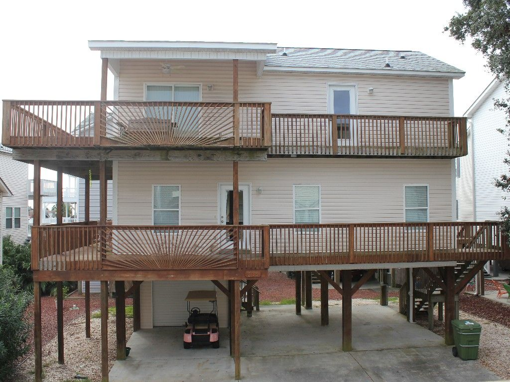 House vacation rental in Ocean Lakes from VRBOcom