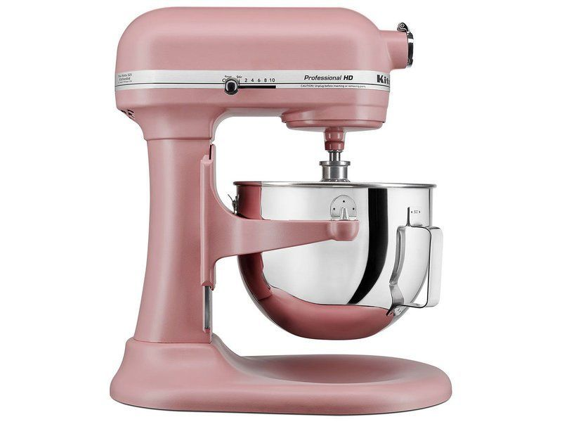 Sam S Club Debuts Exclusive Dried Rose Kitchenaid Stand Mixer