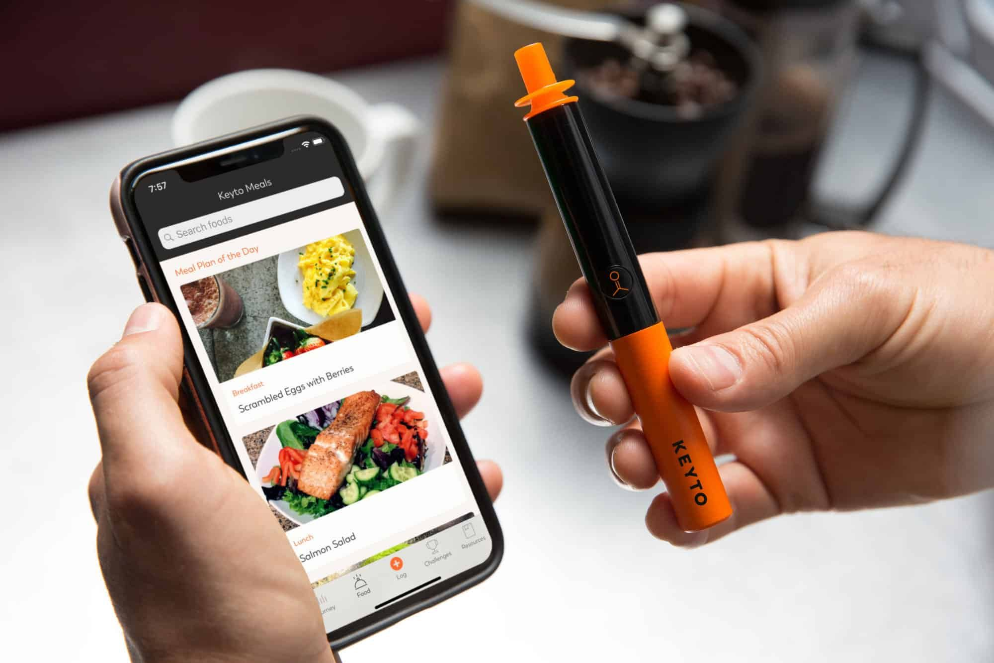 Keyto Breath Analyzer To Keep Your Diet on Track