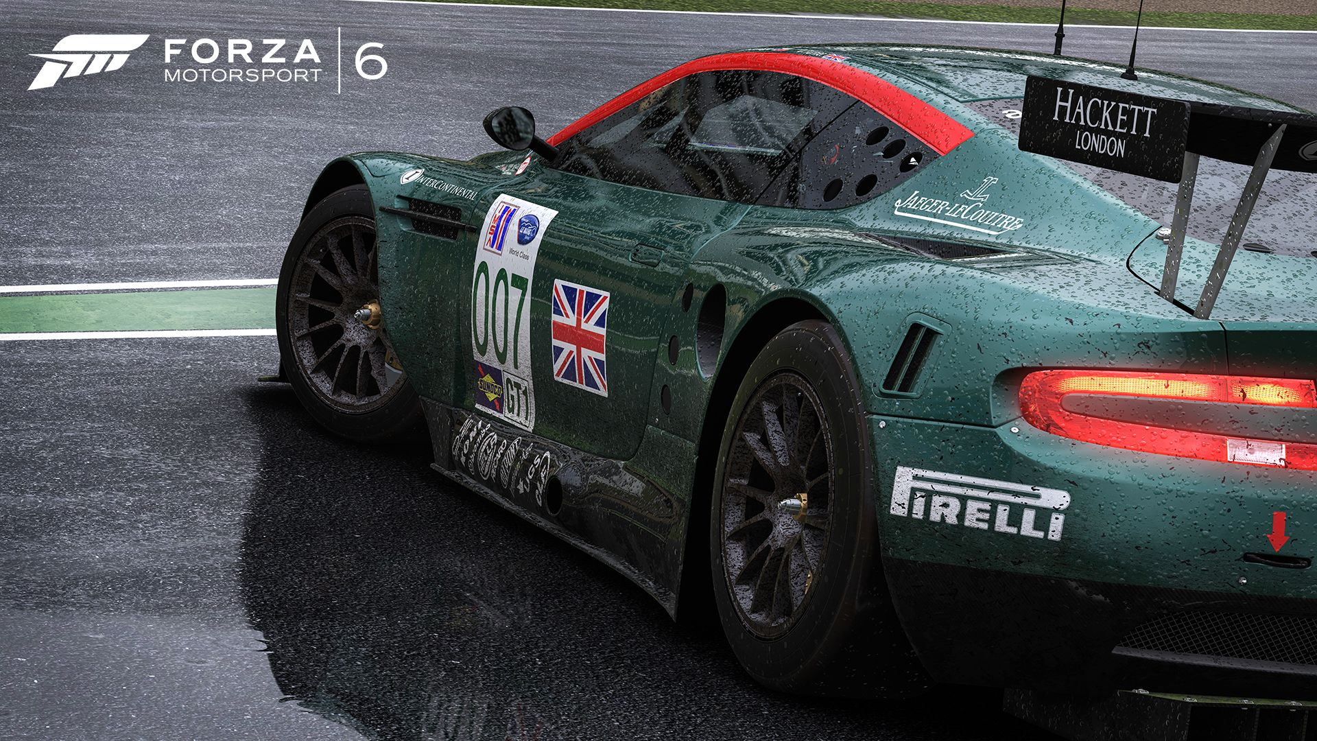 Forza Motorsport 6 Hyper Real Photorealistic Graphics