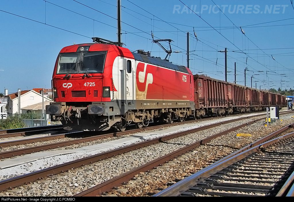 railpicturesnet photo cp 4725 caminhos de ferro