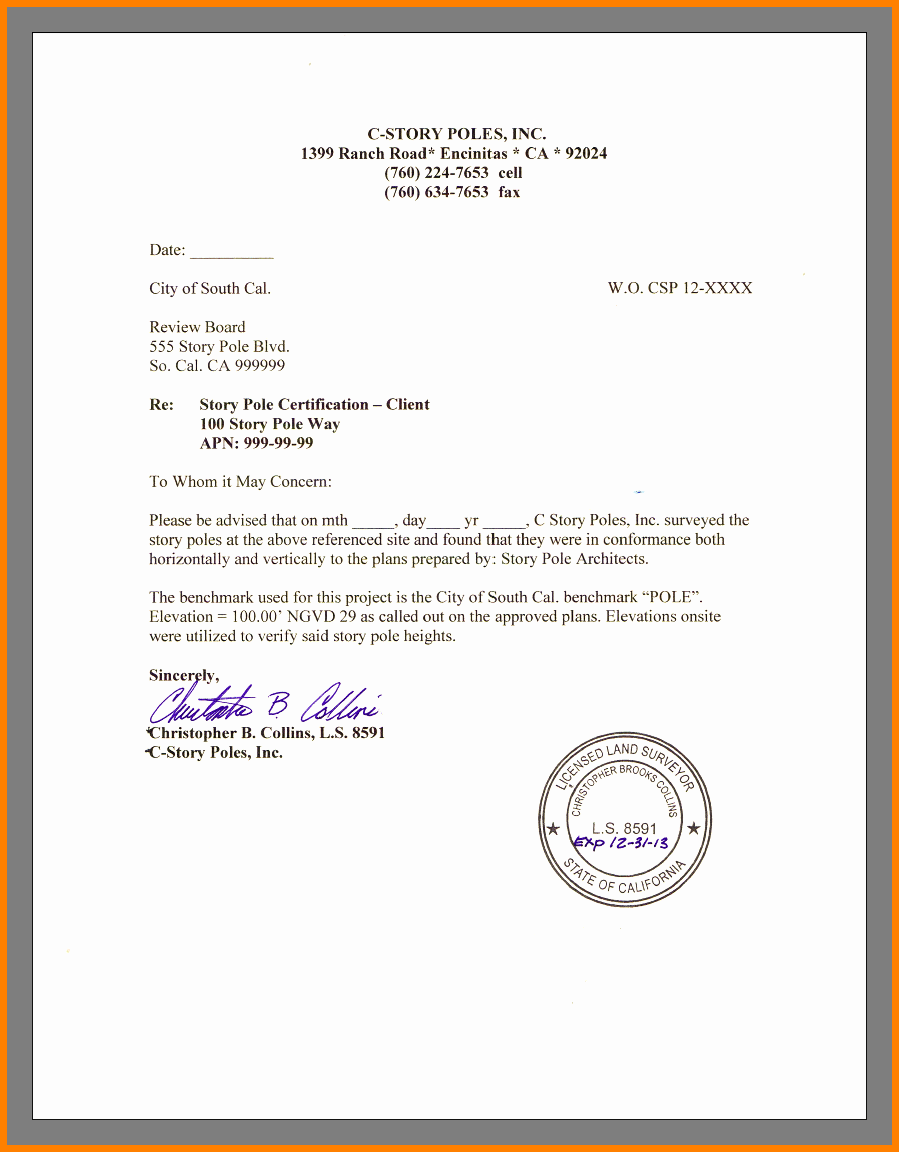 Certification letter format sample etamemibawa certification letter format sample yadclub Images