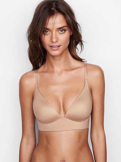 1acc665b5b The Lounge Bra - Body by Victoria - Victoria s Secret.  26 easy plunge ...