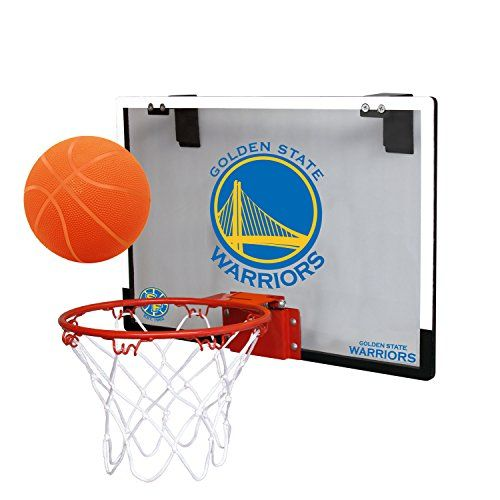 Nba Golden State Warriors Game On Indoor Basketball Hoop Ball Set Regular Blue You Can Get More De Indoor Basketball Hoop Basketball Hoop Indoor Basketball