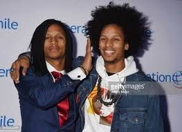 So Cute With One Another They Love Each Other Dearly Les Twins