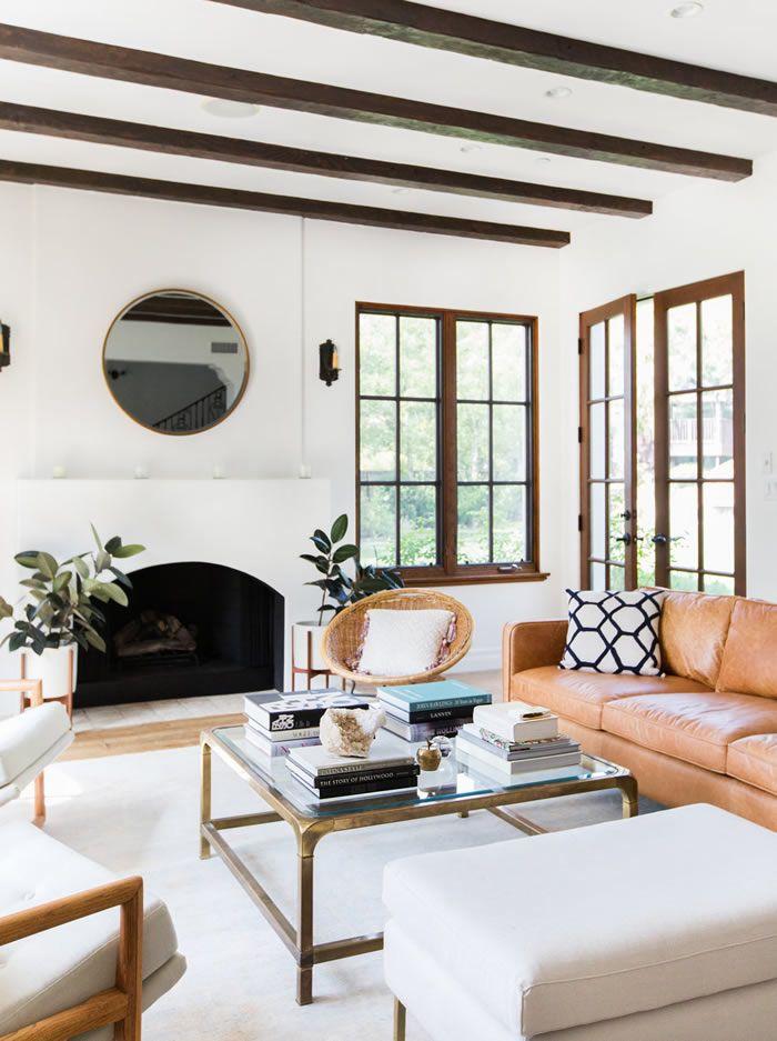 En casa de Lauren Conrad | Living room | Beautiful living ...