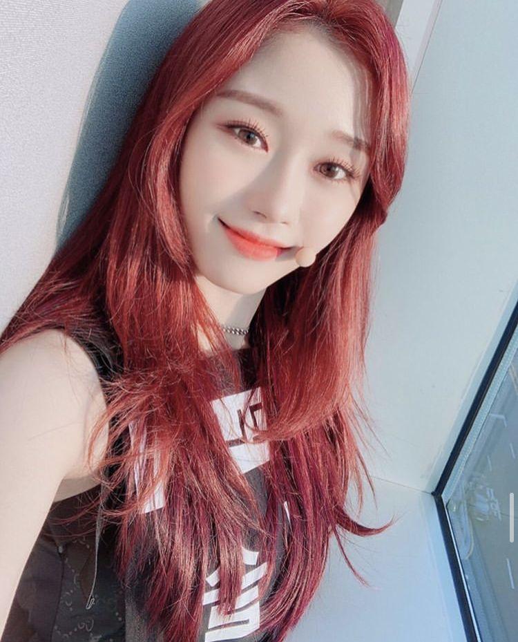 Cignature Chaesol Instagram Update 2 16 20 Kpop Girls Girl Korean Girl Groups