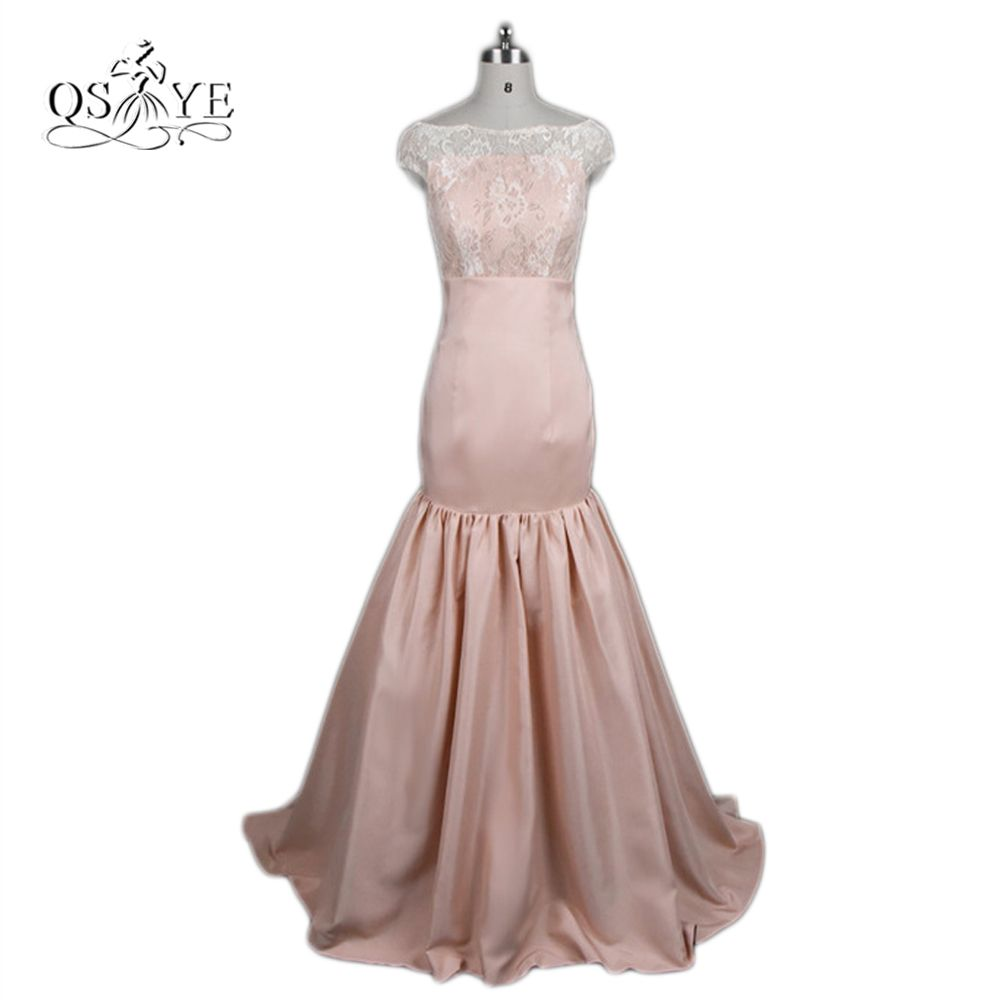 Click to buy ucuc sexy long mermaid prom dresses real photo