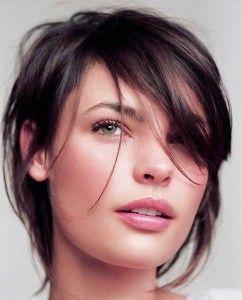 Jolie coupe courte style bob | beaute | Pinterest