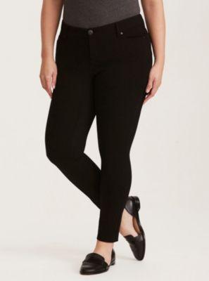 f748ea2230a91 Studio Ponte Stretch Skinny Pant - Black | Products | Pinterest ...