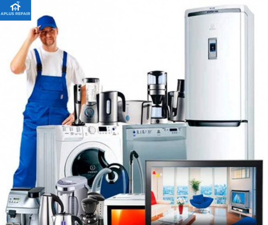 When a household Appliance such as a Refrigerator,