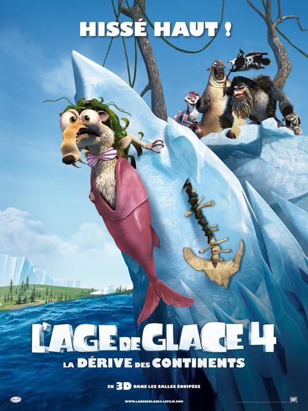 L'age De Glace 4 Streaming : l'age, glace, streaming, Animation, Regarder, Streaming, Gratuit, Français, Poster,, Amazones
