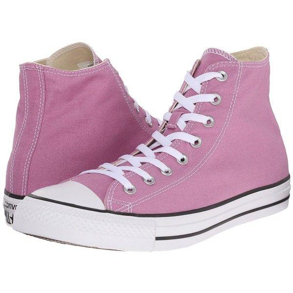 18d413e60019 Converse Chuck Taylor All Star Seasonal Hi Daybreak Pink White Black