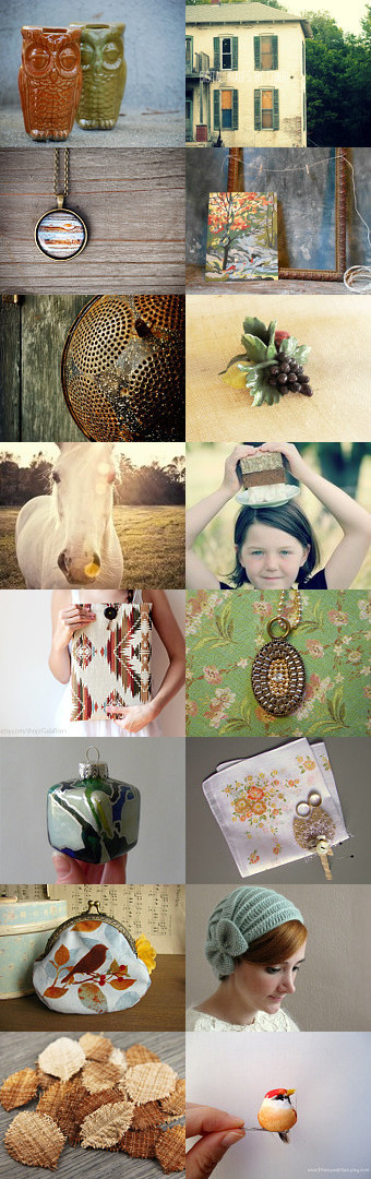 And Along Came Autumn... by Lana Manis on Etsy--Pinned with TreasuryPin.com
