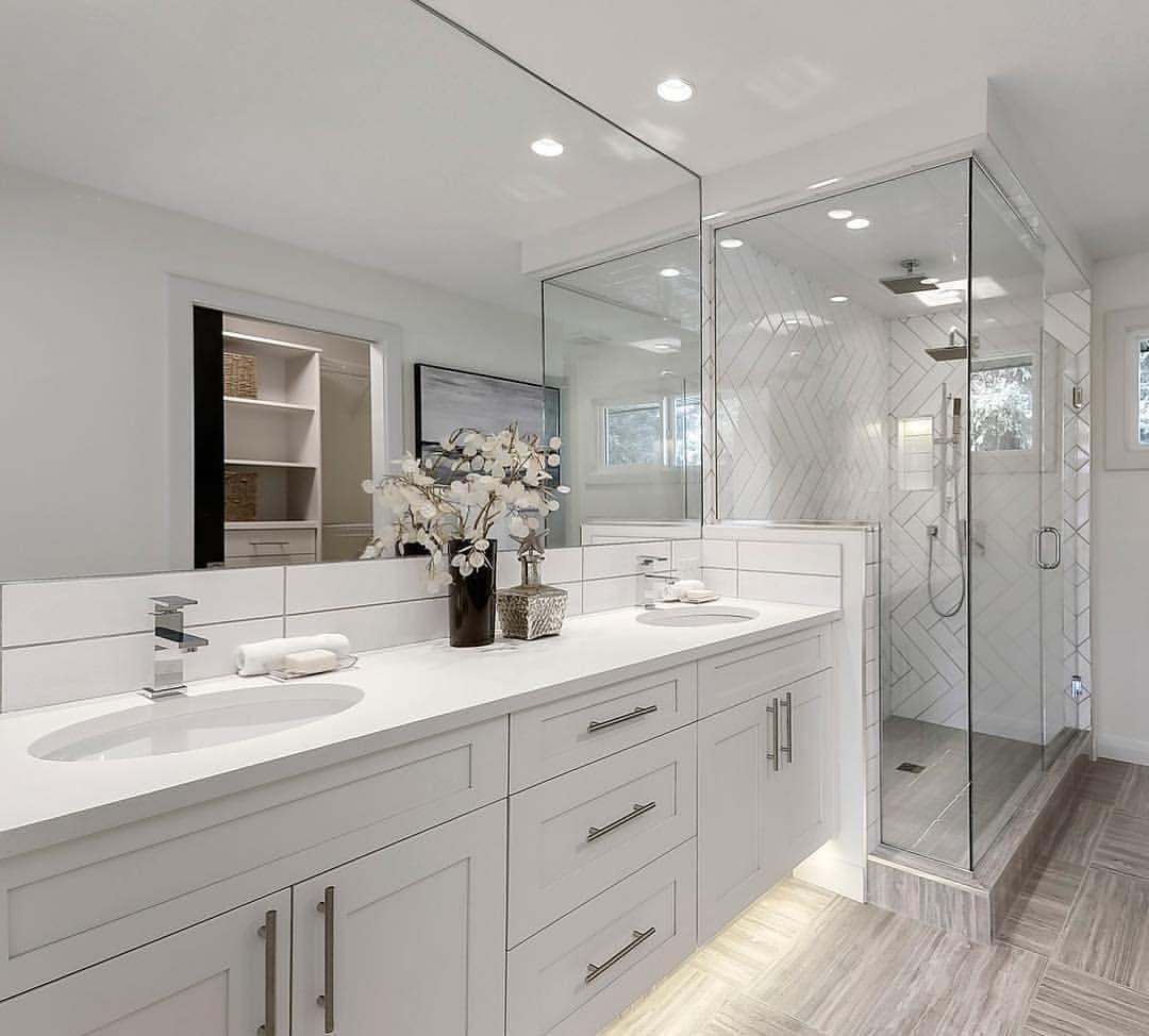 pinallison on bathrooms  double sink bathroom