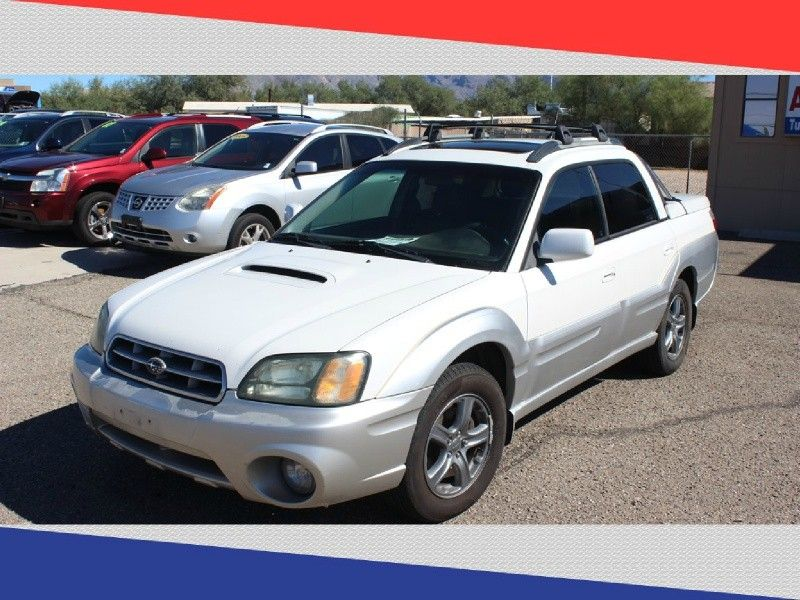 2005 Subaru Baja Turbo Subaru Baja Cars For Sale Used Cars