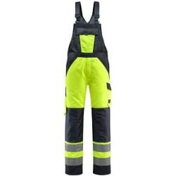 Photo of Mascot® unisex high visibility trousers Gosford yellow size 46