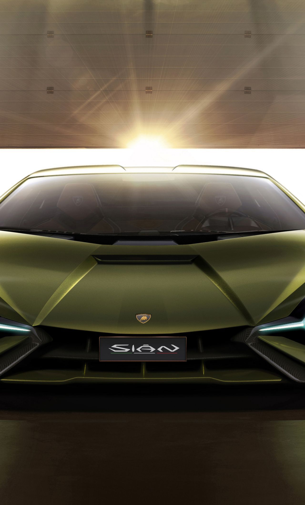 1280x2120 Lamborghini Sian Front 2019 Car Wallpaper Di 2020