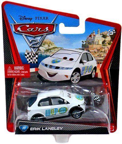 Disney Cars Erik Lanely