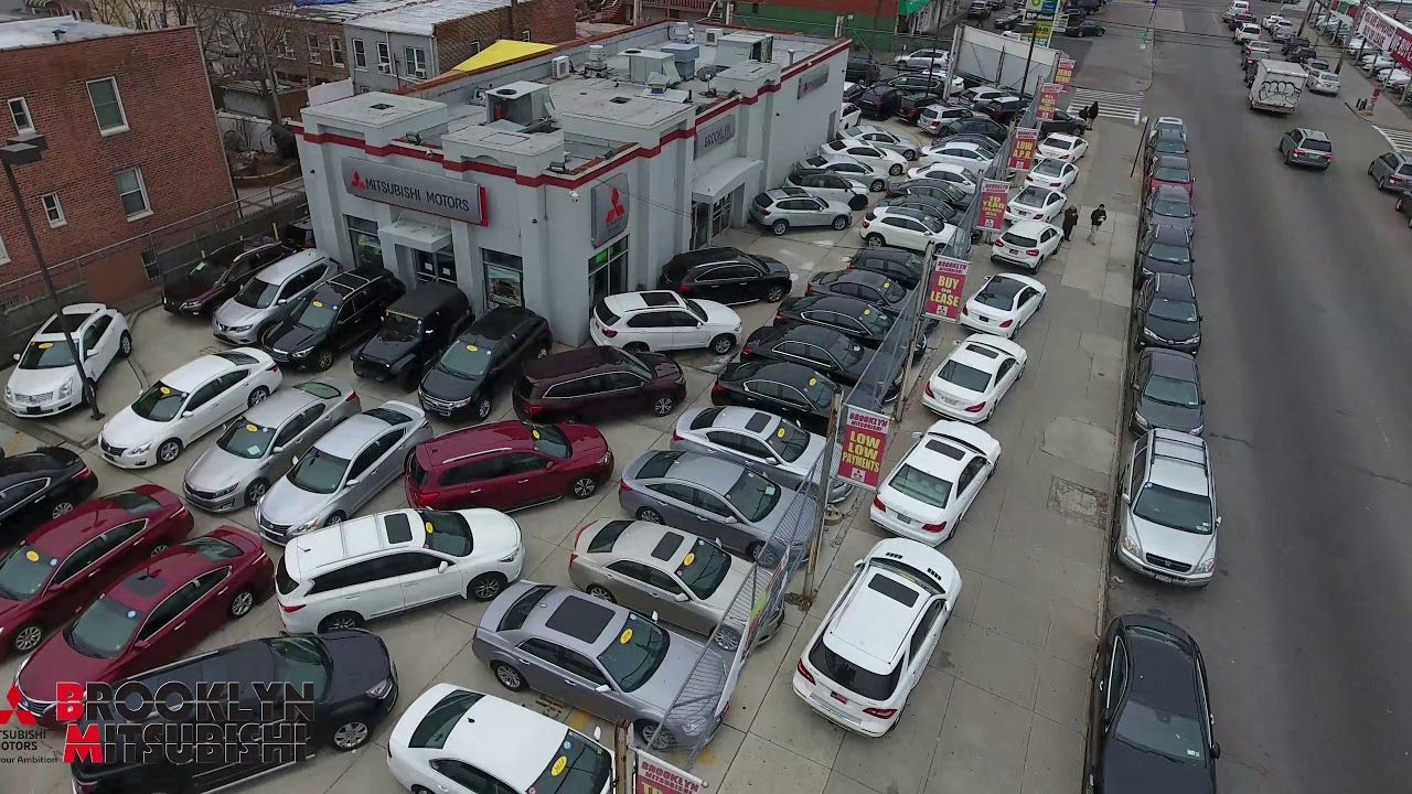 A Top View Of Brooklyn Mitsubishi in Brooklyn NY Brooklyn