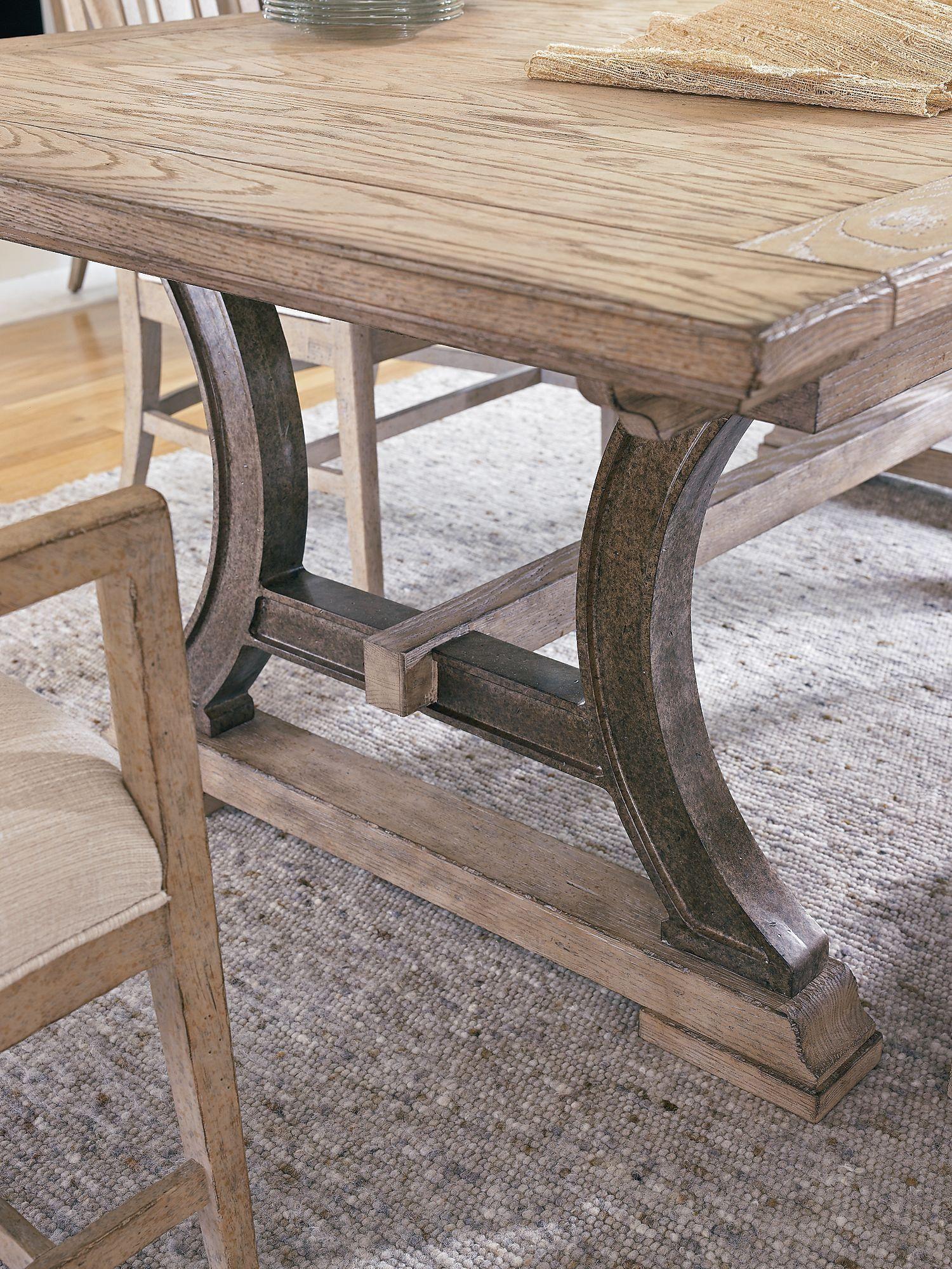 Coastal Living Resort Shelter Bay Table By Stanley Furniture