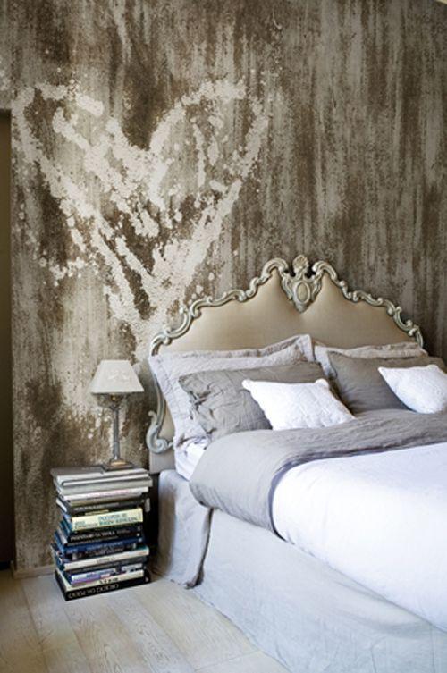 Deko-Trend 2012 Tapeten - FLAIR fashion \ home seinät - tapeten trends schlafzimmer