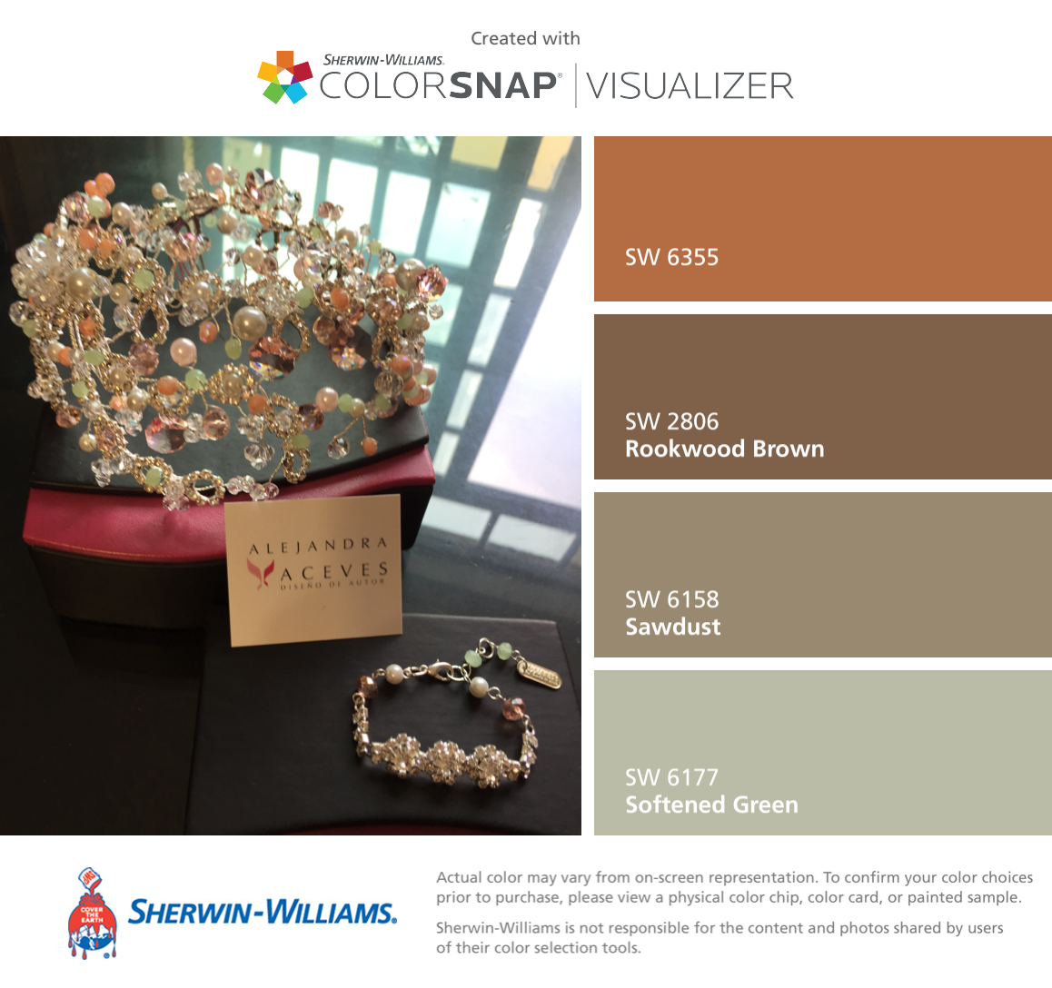 I found these colors with colorsnap visualizer for iphone by i found these colors with colorsnap visualizer for iphone by sherwin williams truepenny nvjuhfo Images