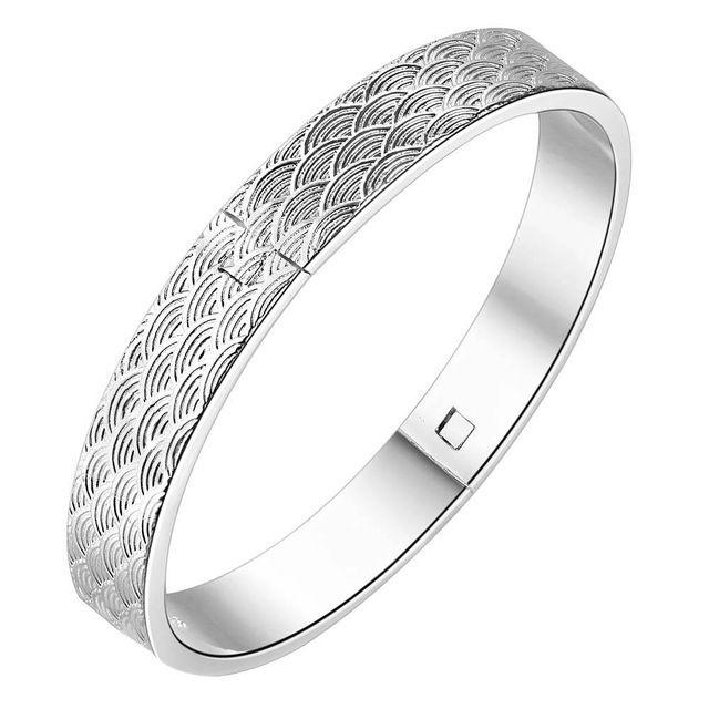 444a64fff01d9 Jewelry Classic Fashion Bracelets & Bangles men Women 10 mm wide ...