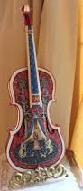 Afbeeldingsresultaat voor painted violin, design
