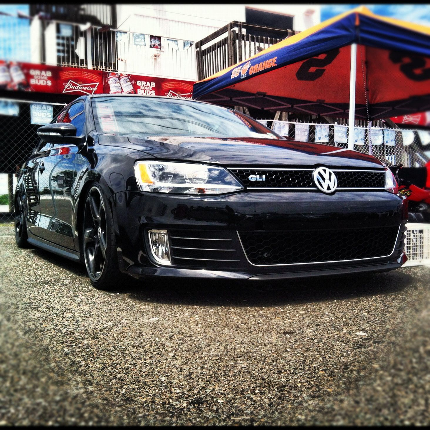 VW GLI At 2012 #Waterfest