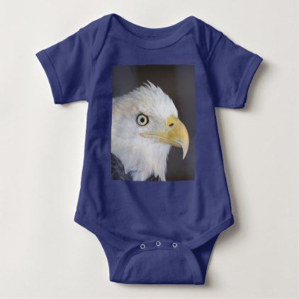 Eagle baby bodysuit personalize gift idea special custom diy or eagle baby bodysuit personalize gift idea special custom diy or cyo negle Gallery