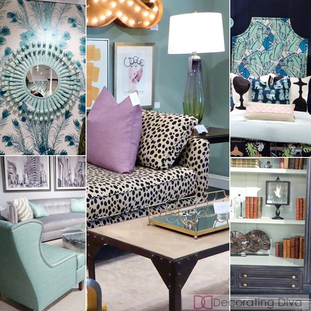 8 Color U0026 Design Trends For 2016 Spotted At The 2015 Fall High Point  Market. Home Decor ...
