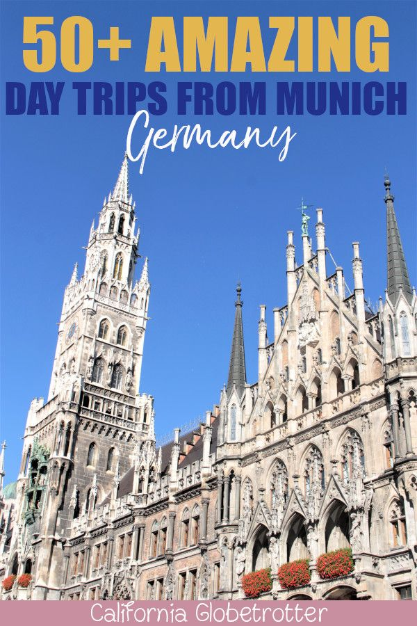 Ultimate List of Day Trips from Munich