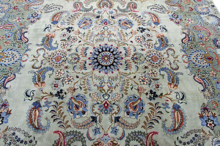 Perzisch Tapijt Groen : Groen patchwork vloerkleed handgemaakt van turkse vintage tapijten
