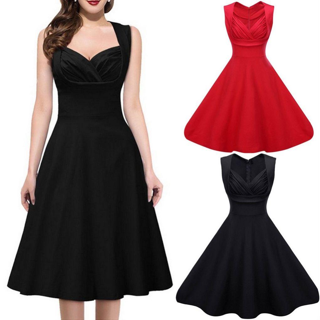 cute casual retro dresses inspired womenus style retro dress